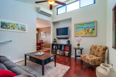San Diego Attached For Sale: 1463 Essex Street #7