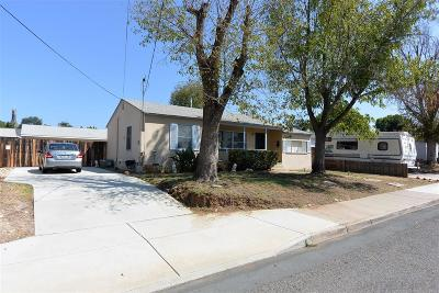 Single Family Home For Sale: 2516 Dryden Road
