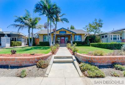 San Diego Multi Family 2-4 For Sale: 3335-3339 Dale