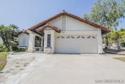 Single Family Home For Sale: 11939 Calle Suntuoso