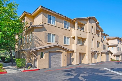 Townhouse For Sale: 3177 Dehesa Road #14