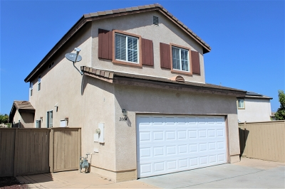 Chula Vista Single Family Home For Sale: 2004 Geyserville St.