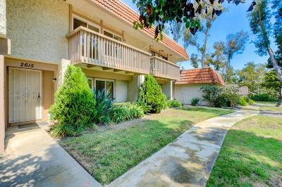 Carlsbad Townhouse For Sale: 2615 Via Eco