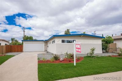 Single Family Home For Sale: 692 Valley Village Dr