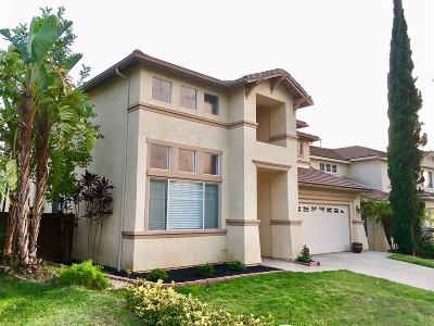 Fallbrook Single Family Home For Sale: 5067 Avocado Park Ln.