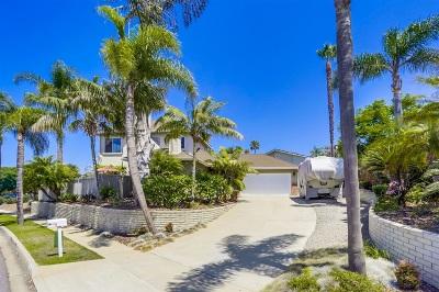 Single Family Home For Sale: 1502 Las Flores Dr