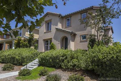 Chula Vista Single Family Home For Sale: 1652 Moonbeam Lane