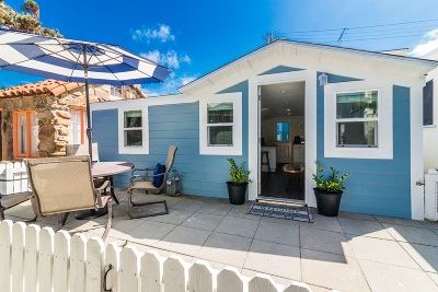 Pacific Beach, Mission Beach Multi Family 2-4 For Sale: 825 Pismo Ct