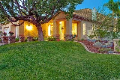 Single Family Home For Sale: 2414 Old Ranch Rd