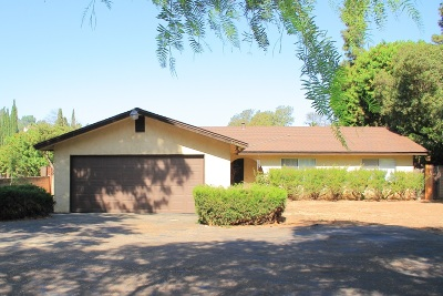 La Mesa Single Family Home For Sale: 3920 Avocado Blvd