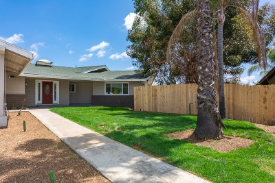 Single Family Home For Sale: 1373 El Rey Ave
