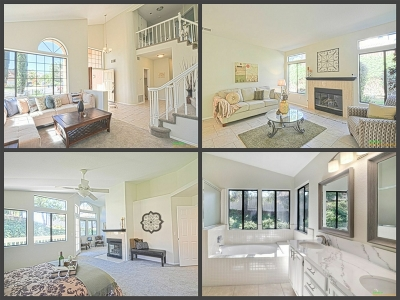 Escondido Single Family Home For Sale: 1852 Skyhill Pl