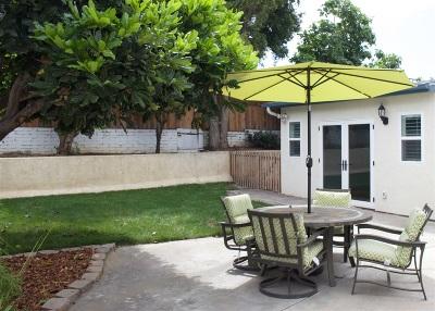 Single Family Home For Sale: 3743 Kingsley Street