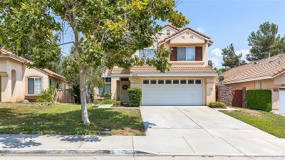 Temecula Single Family Home For Sale: 43136 Camino Casillas