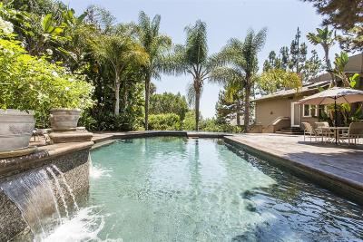 Carlsbad Single Family Home For Sale: 2910 Managua Place