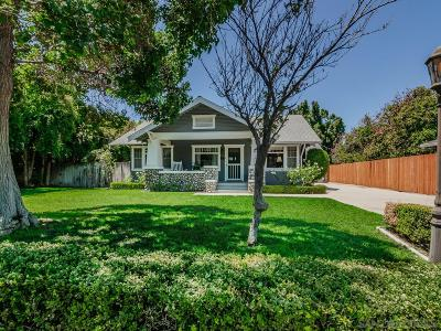Single Family Home Sold: 839 N Citron Street