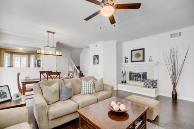 Chula Vista Single Family Home For Sale: 1424 Belmont Pl