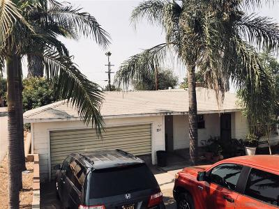 Fallbrook Single Family Home For Sale: 331 E College