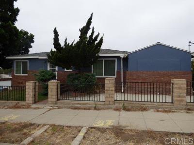 San Diego Single Family Home For Sale: 350 Las Flores Terrace