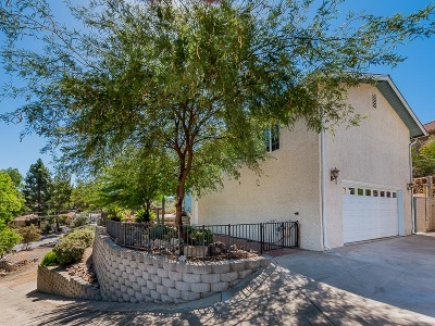 Single Family Home For Sale: 8910 Lakeview