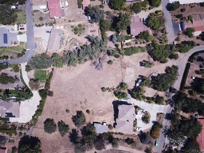 Fallbrook Residential Lots & Land For Sale: 1511 Dickey St