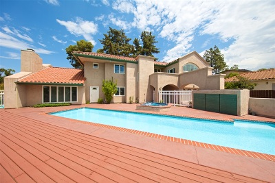 Single Family Home For Sale: 2150 Paseo Grande