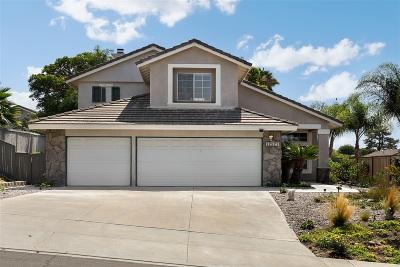 San Diego County Single Family Home For Sale: 12327 Katydid Cir