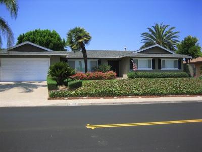 Single Family Home For Sale: 1616 Hacienda Drive