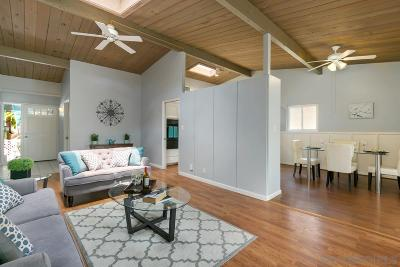 San Diego Single Family Home For Sale: 5507 Baja Dr.