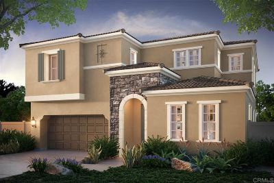 Chula Vista Single Family Home For Sale: 1362 Stearns Wharf Road