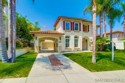 Single Family Home For Sale: 2962 Carrillo Way