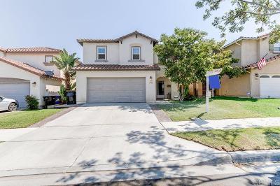 Single Family Home For Sale: 5316 Vista Santa Margarita