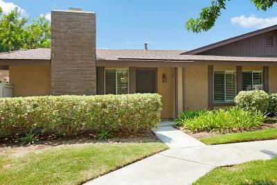 Oceanside Attached For Sale: 3481 Peach Tree Way