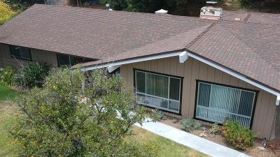 La Mesa Single Family Home For Sale: 10866 Explorer Road