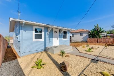 Single Family Home For Sale: 2240 Prospect St