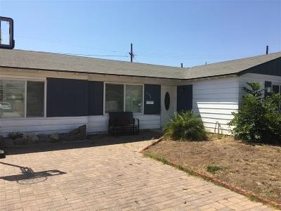 Single Family Home For Sale: 622 Verdin St