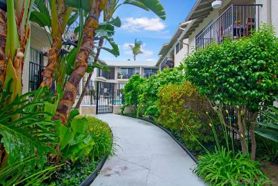 Pacific Beach, Pacific Beach Sail Bay, Pacific Beach, North Pacific Beach, Pacific Beach/Crown Point Attached For Sale: 2002 Missouri St #6