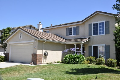 Chula Vista Single Family Home For Sale: 922 Lafayette Place