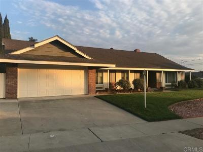 Single Family Home For Sale: 6475 Lake Shore Drive