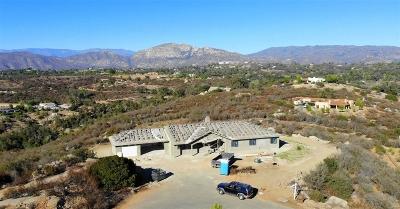 Valley Center Single Family Home For Sale: 27044 Calle De Encinas