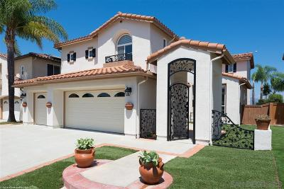 San Diego CA Single Family Home For Sale: $1,075,000
