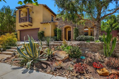 Single Family Home For Sale: 3252 Sitio Tortuga