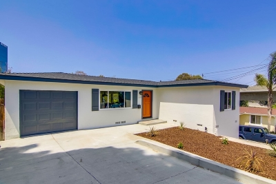 La Mesa Single Family Home For Sale: 5172 Guava Ave