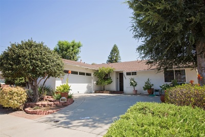 Single Family Home For Sale: 6327 Lake Ariana Ave.
