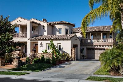 San Diego CA Single Family Home For Sale: $1,595,000