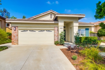 Single Family Home For Sale: 13694 Lindamere Ln