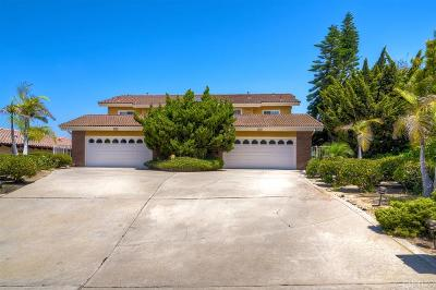 Multi Family 2-4 For Sale: 2458-60 Torrejon Place