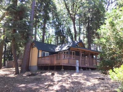 Palomar Mountain CA Single Family Home For Sale: $229,000