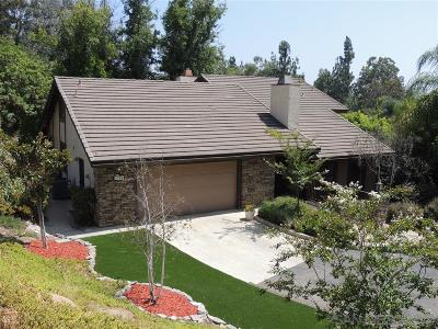 Single Family Home For Sale: 1704 The Woods Drive