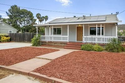 Single Family Home For Sale: 13315 Julian Ave